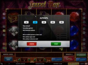 Jewel Box slotmaskinen SS-02