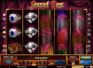 Jewel Box slotmaskinen SS-03
