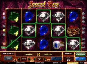 Jewel Box slotmaskinen SS-04