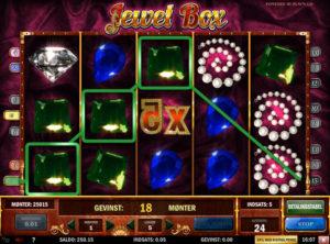 Jewel Box slotmaskinen SS-06