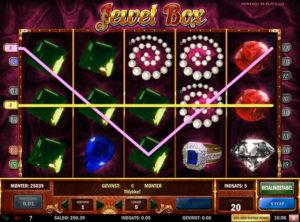 Jewel Box slotmaskinen SS-08