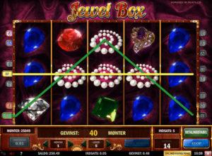 Jewel Box slotmaskinen SS-09