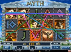 Myth slotmaskinen SS-08