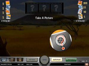 Photo Safari slotmaskinen SS-08