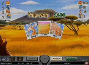 Photo Safari slotmaskinen SS-10