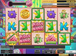 Piggy Bank slotmaskinen SS-07