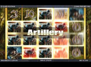 Poltava: Flames of War slotmaskinen SS-05