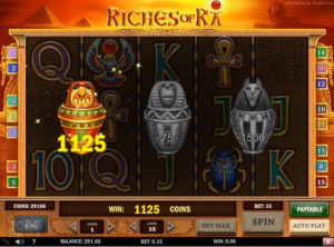 Riches of Ra slotmaskinen_SS-05