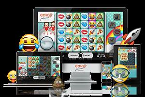 Emojii Planet spil på mobil og tablet