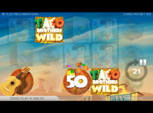Taco Brothers slotmaskinen SS-05