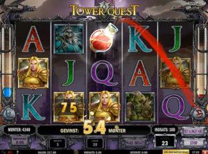 Tower Quest slotmaskinen SS-06