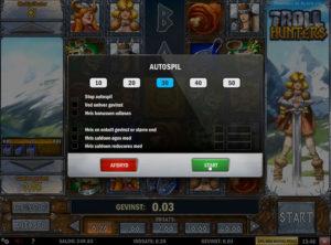 Troll Hunters slotmaskinen SS-02