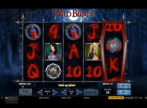 Wild Blood slotmaskinen SS-04
