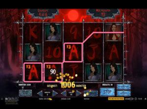 Wild Blood slotmaskinen SS-11