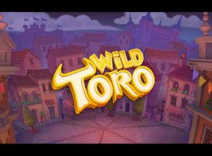 Wild Toro slotmaskinen SS-08