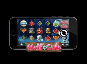 Wolf Cub slotmaskinen SS-07