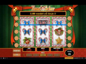 Xmas Joker slotmaskinen SS-03
