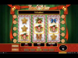 Xmas Joker slotmaskinen SS-05