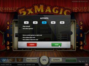 5xMagic slotmaskinen SS-02