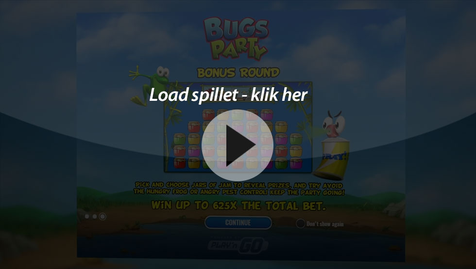 Bugs-Party_Box-game-1000freespins