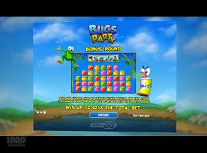 Bugs Party slotmaskinen _SS-01
