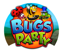 Bugs-Party_small logo-1000freespins.dk