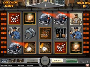 Cops n Robbers slotmaskinen SS-07