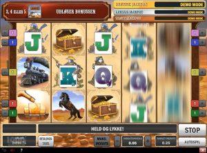 Cowboy Treasure slotmaskinen SS-03