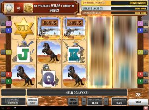 Cowboy Treasure slotmaskinen SS-05
