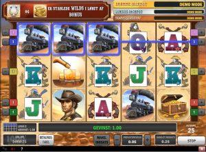 Cowboy Treasure slotmaskinen SS-07