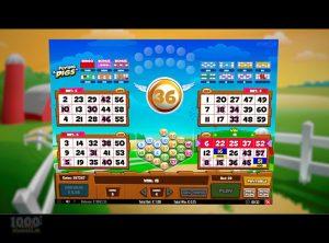 Flying Pigs slotmaskinen SS-02