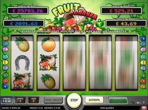 Fruit Bonanza slotmaskinen SS-01