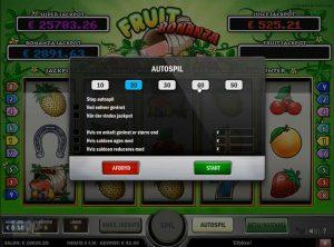 Fruit Bonanza slotmaskinen SS-03