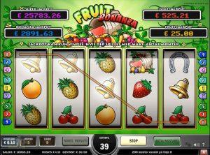 Fruit Bonanza slotmaskinen SS-06