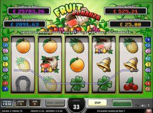 Fruit Bonanza slotmaskinen SS-07
