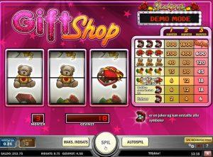 Gift Shop slotmaskinen SS-02