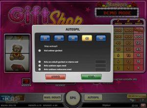 Gift Shop slotmaskinen SS-03
