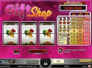 Gift Shop slotmaskinen SS-05