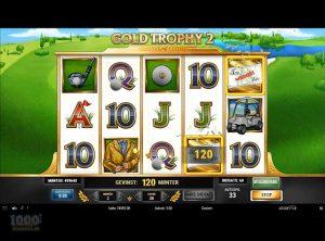 Gold Trophy 2 slotmaskinen SS-05