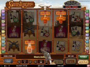 Gunslinger slotmaskinen SS-07