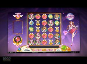 Moon Princess slotmaskinen SS-01