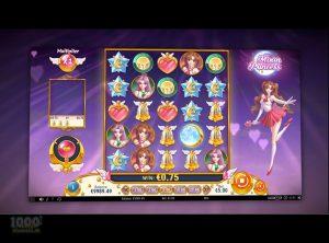 Moon Princess slotmaskinen SS-02