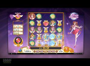 Moon Princess slotmaskinen SS-03