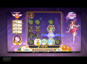 Moon Princess slotmaskinen SS-04