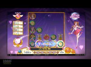 Moon Princess slotmaskinen SS-05