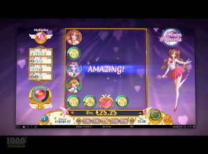 Moon Princess slotmaskinen SS-06
