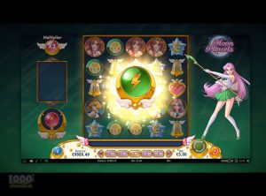 Moon Princess slotmaskinen SS-07