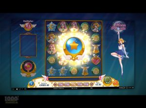 Moon Princess slotmaskinen SS-08