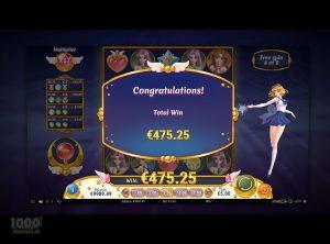 Moon Princess slotmaskinen SS-12