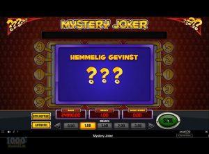 Mystery Joker slotmaskinen SS-05